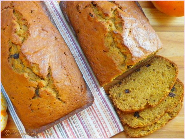 Drunken Pumpkin Bread