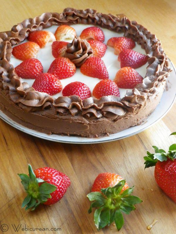 Chocolate Baumkuchen