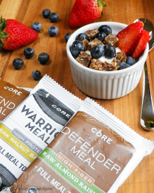 Review: Core Foods' Defender and Warrior Meals
