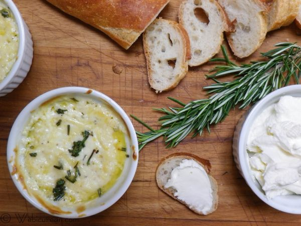 Homemade Ricotta Cheese by Webicurean