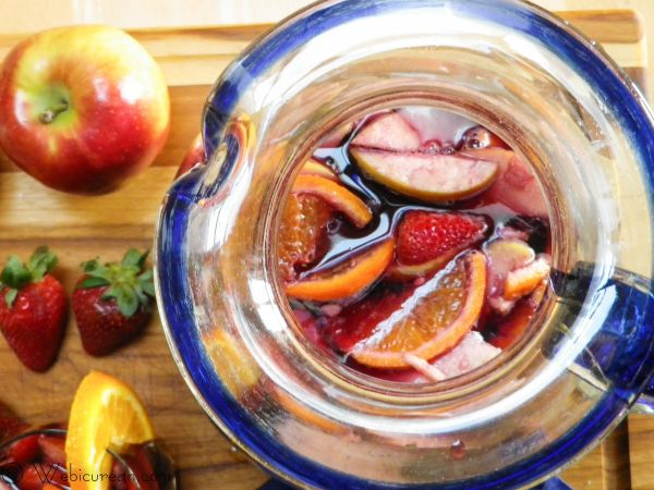 Sangria | Webicurean