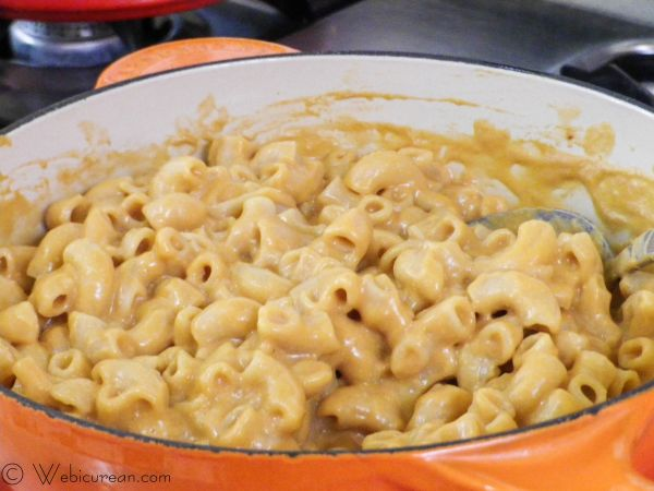 Creamy Gluten-Free Vegan Mac and Cheese | Webicurean