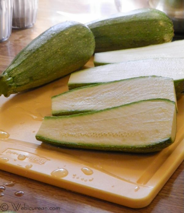 Italian Stuffed Zucchini | Webicurean