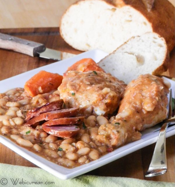 Cassoulet #SundaySupper | Webicurean