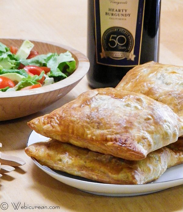 Beef Burgundy in Puff Pastry #SundaySupper #HBTurns50 | Webicurean