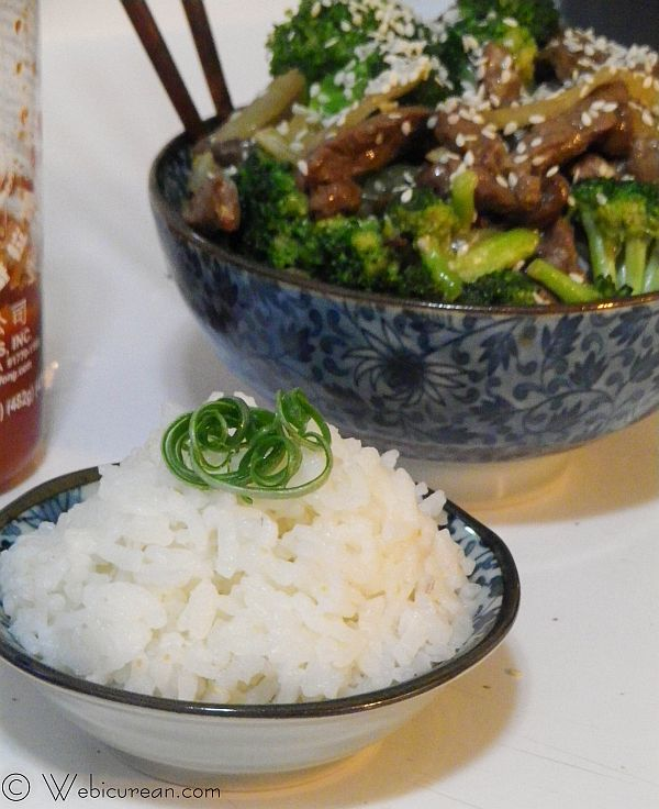 Quick and Easy Broccoli Beef Stir Fry | Webicurean